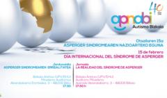 """15 de febrero: """"La realidad del Síndrome de Asperger"""", jornada técnica y de divulgación"""