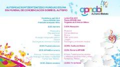 2 abril: Fiesta del Día Mundial del Autismo en los tinglados de El Arenal de Bilbao