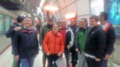 Visitamos el Metro Bilbao