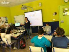 APNABI inicia un programa de sensibilización sobre el autismo en los centros escolares de Barakaldo