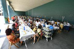 La Gran Fiesta de Verano de APNABI reúne a 500 personas en el colegio Jesuitas de Indautxu