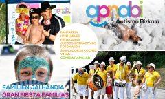Gran Fiesta de las familias de APNABI, el 22 de junio