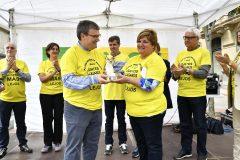 APNABI recibe el Cascabel de Oro de la ONCE