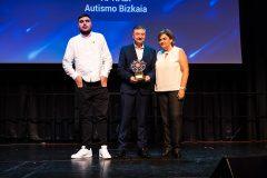 APNABI recibe el I Premio Autismo España en el que se reconoce su trayectoria asociativa en favor de las personas con TEA