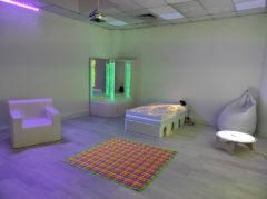 APNABI inaugura dos nuevas salas de estimulación sensorial en su red de centros de atención diurna