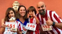 La 6ª carrera solidaria del colegio MDP de Getxo, en formato virtual, a favor de APNABI