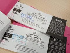 APNABIk ia 12.500€ lortu ditu dohaintzan, Gabonetako loteria-salmentari esker