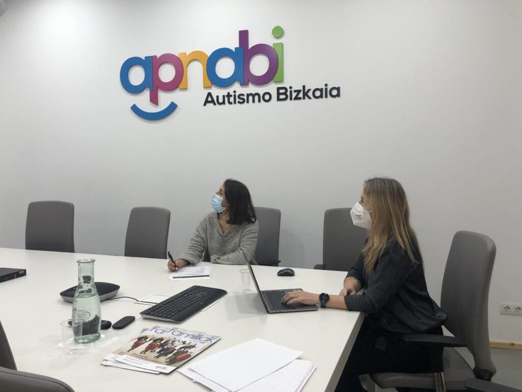 APNABI firma un acuerdo con la Diputación Foral de Bizkaia para apoyar a las personas con TEA tras superar una OPE ordinaria
