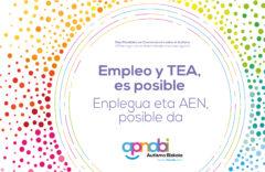 """25 de marzo, charla virtual: """"Empleo y TEA, es posible"""""""