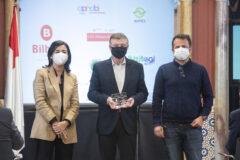 El Ayuntamiento de Bilbao reconoce la labor de APNABI en el ámbito de la salud comunitaria