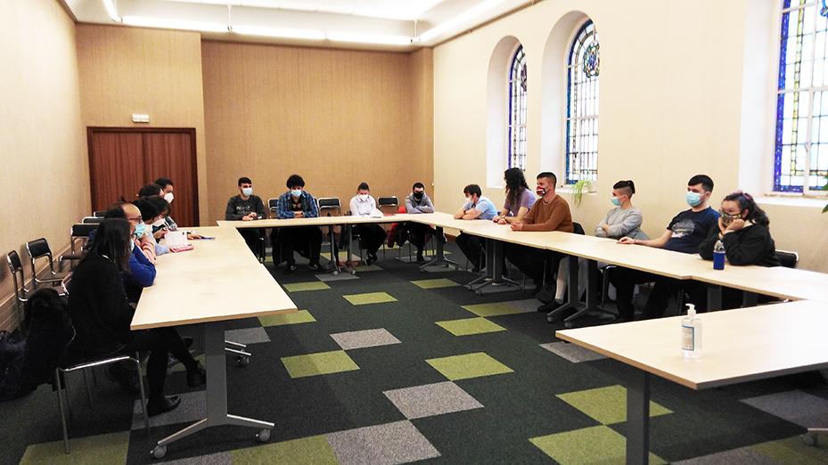APNABI Lan arranca el curso de preparación para la OPE de la Diputación Foral con 60 personas