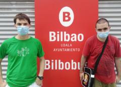 Bilbobus cuenta de nuevo con APNABI para mejorar la accesibilidad de su flota