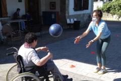 Un nuevo proyecto piloto acerca la actividad física a los hogares de APNABI