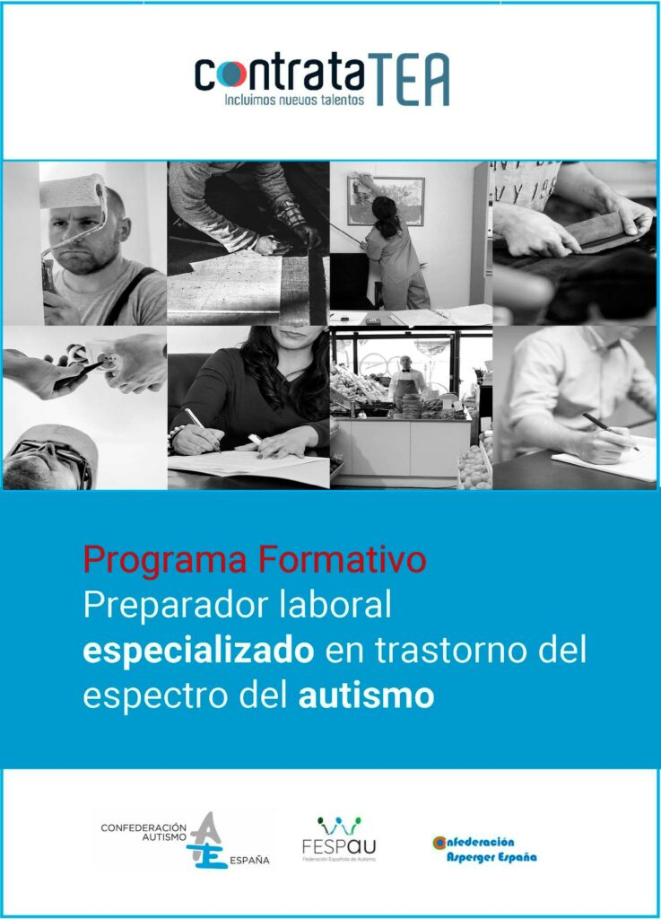 APNABI Lan imparte un curso de preparador o preparadora laboral de personas con TEA a través de Autismo España